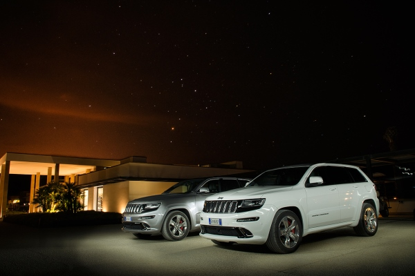 Foto Nuova Jeep Grand Cherokee Off Road Altavilla