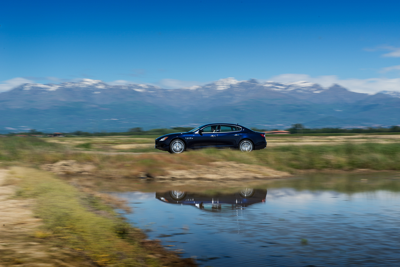 Foto Maserati Quattroporte Q4 In Action Altavilla