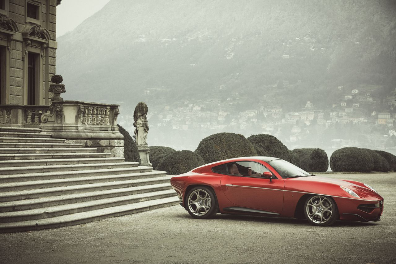 Alfa Romeo Disco Volante by Touring vince il Design Award for Concept Cars & Prototypes