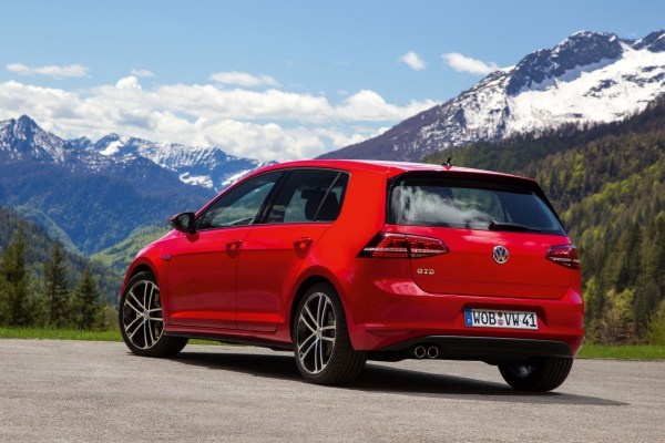 NEW GOLF 7 GTD IMAGE