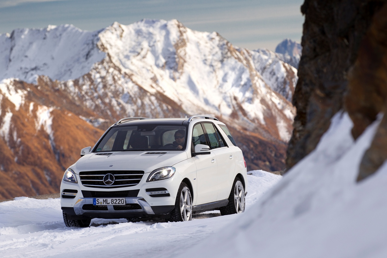Mercedes-Benz ML 4MATIC 250CDI