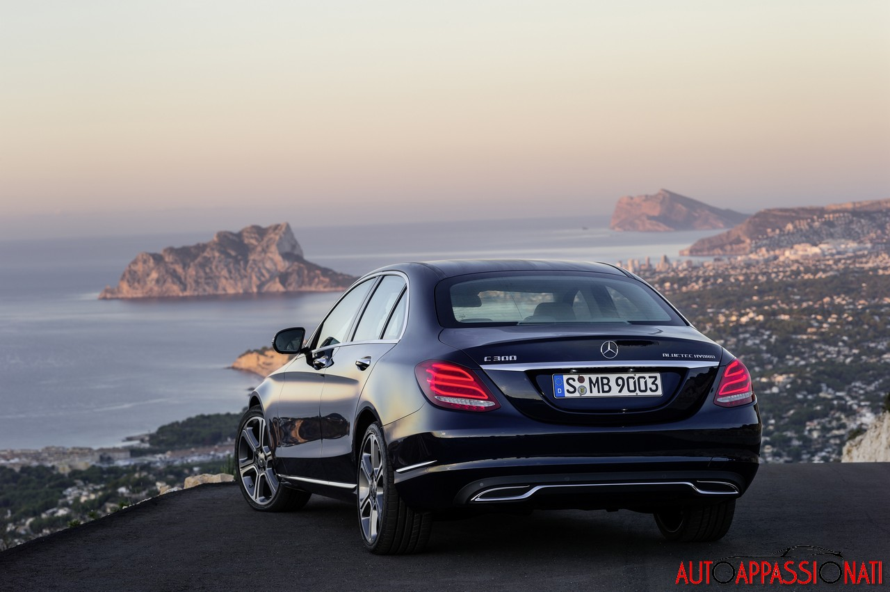 New Mercedes Classe C 005