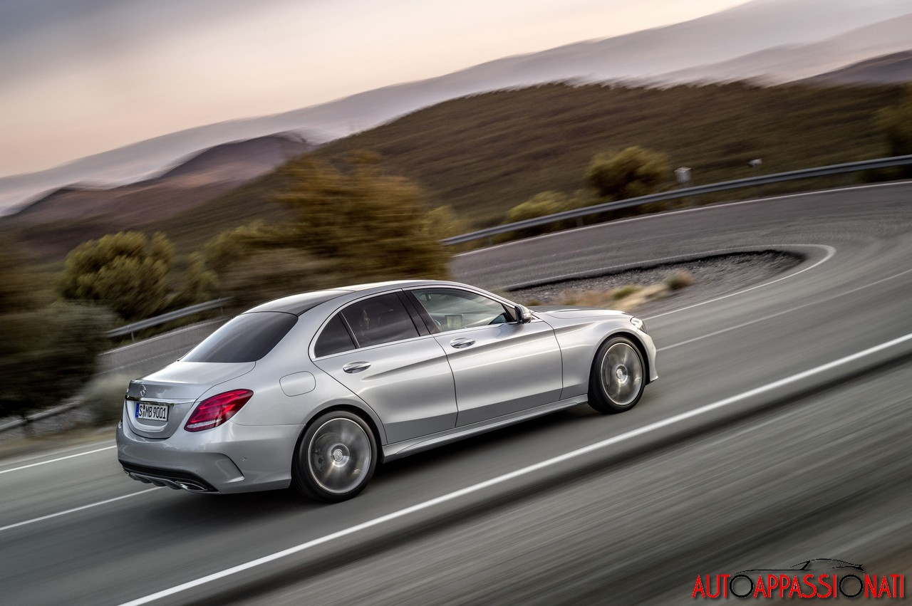 New Mercedes Classe C 008