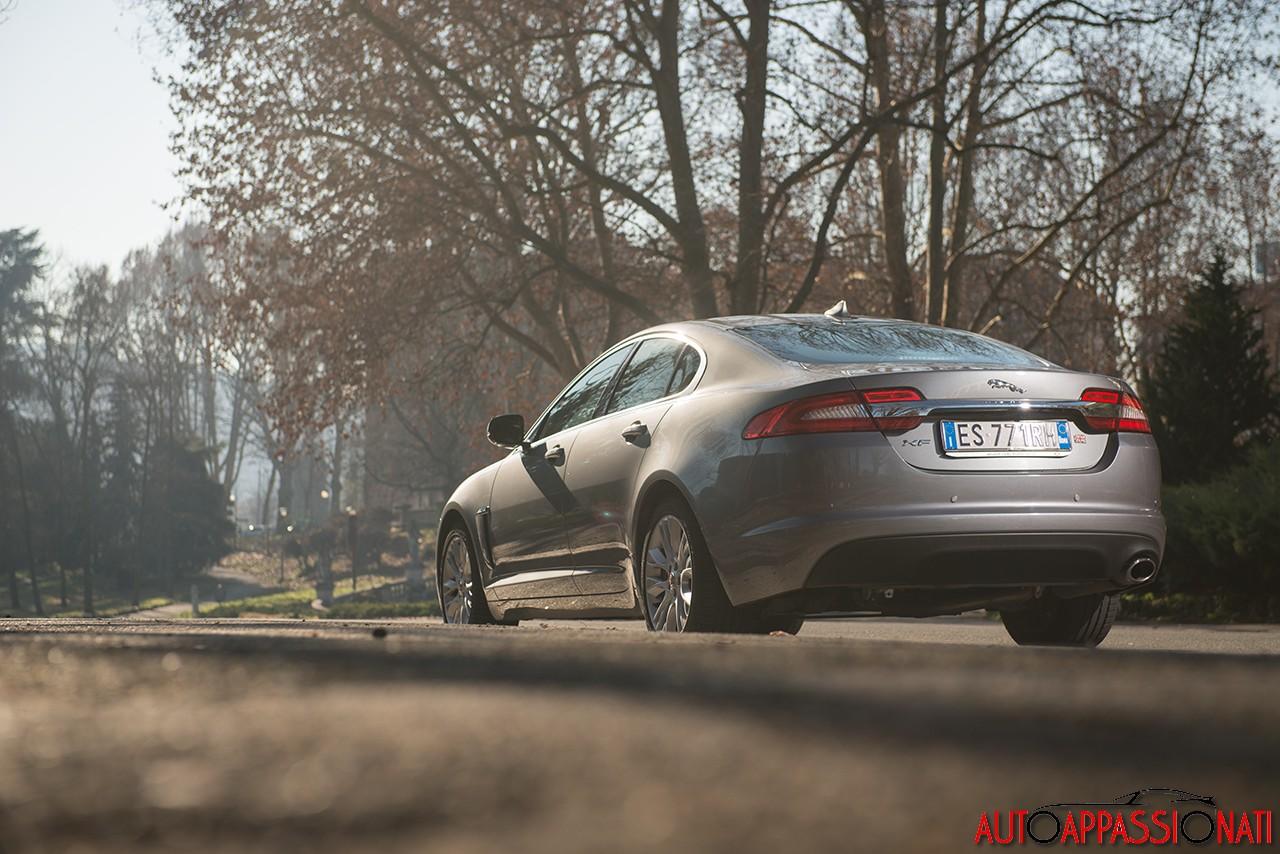 Jaguar XF 2.2D  2014 03