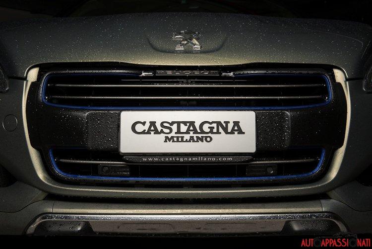Interni - Peugeot 508 RXH By Carrozzeria Castagna