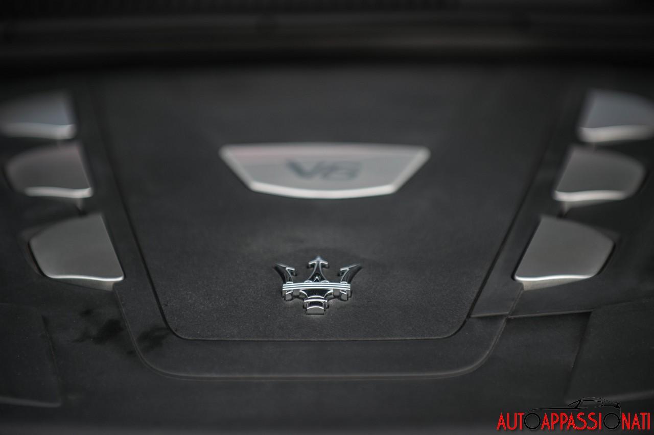 Motore Diesel Maserati 2014