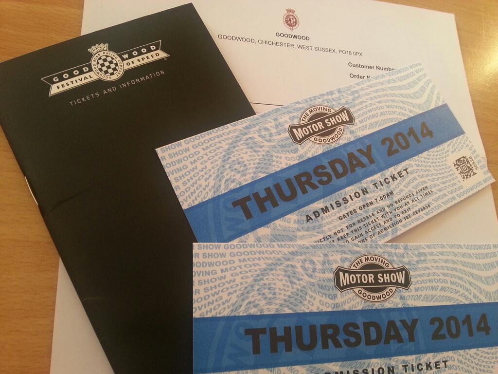 goodwood tickets 2014