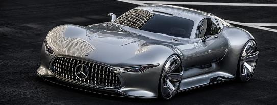 mercedes Gran Turismo 22