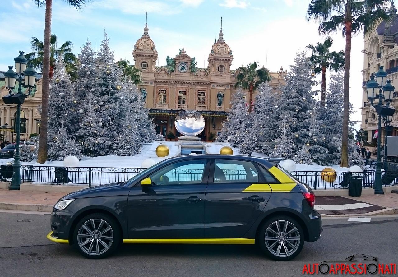 new Audi A1 Sportback 002