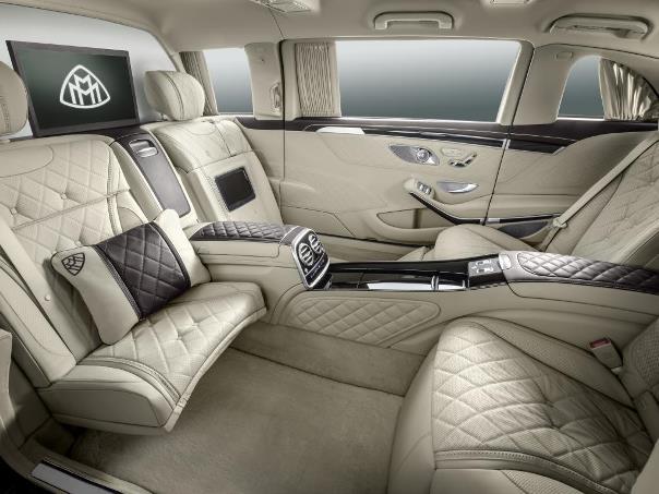 k Mercedes Maybach Pullman 2