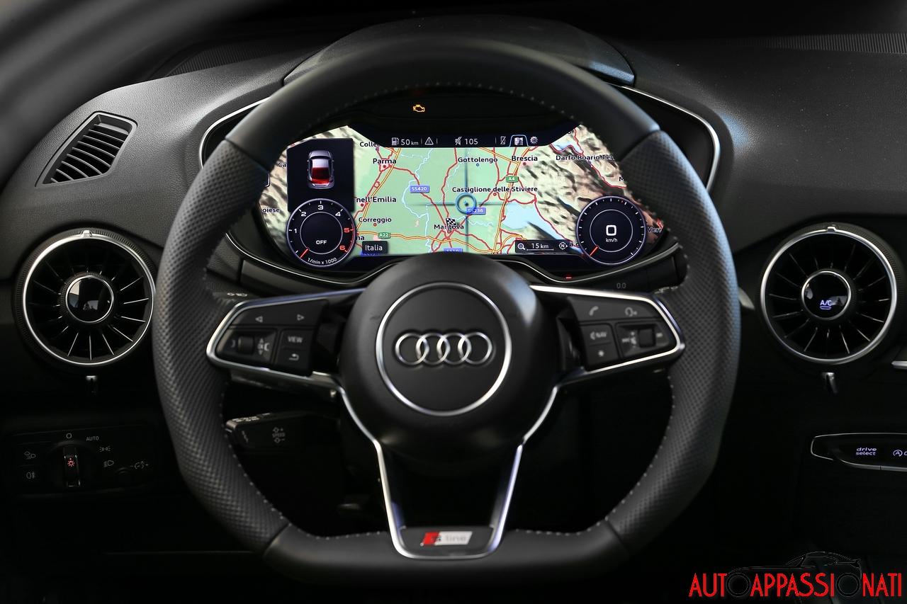 Audi virtual cockpit - Audi TT