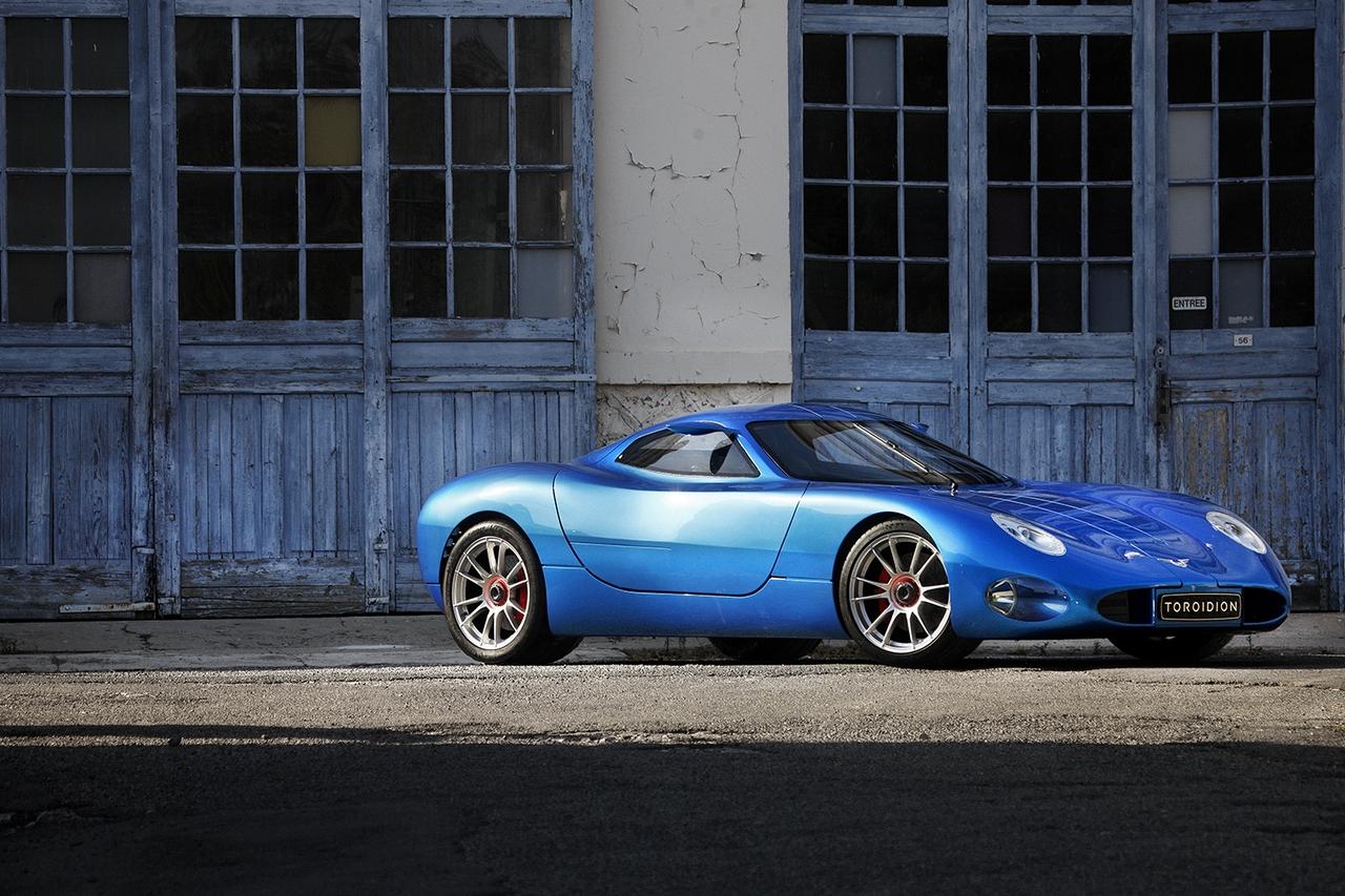 Toroidion 1MW Concept 3
