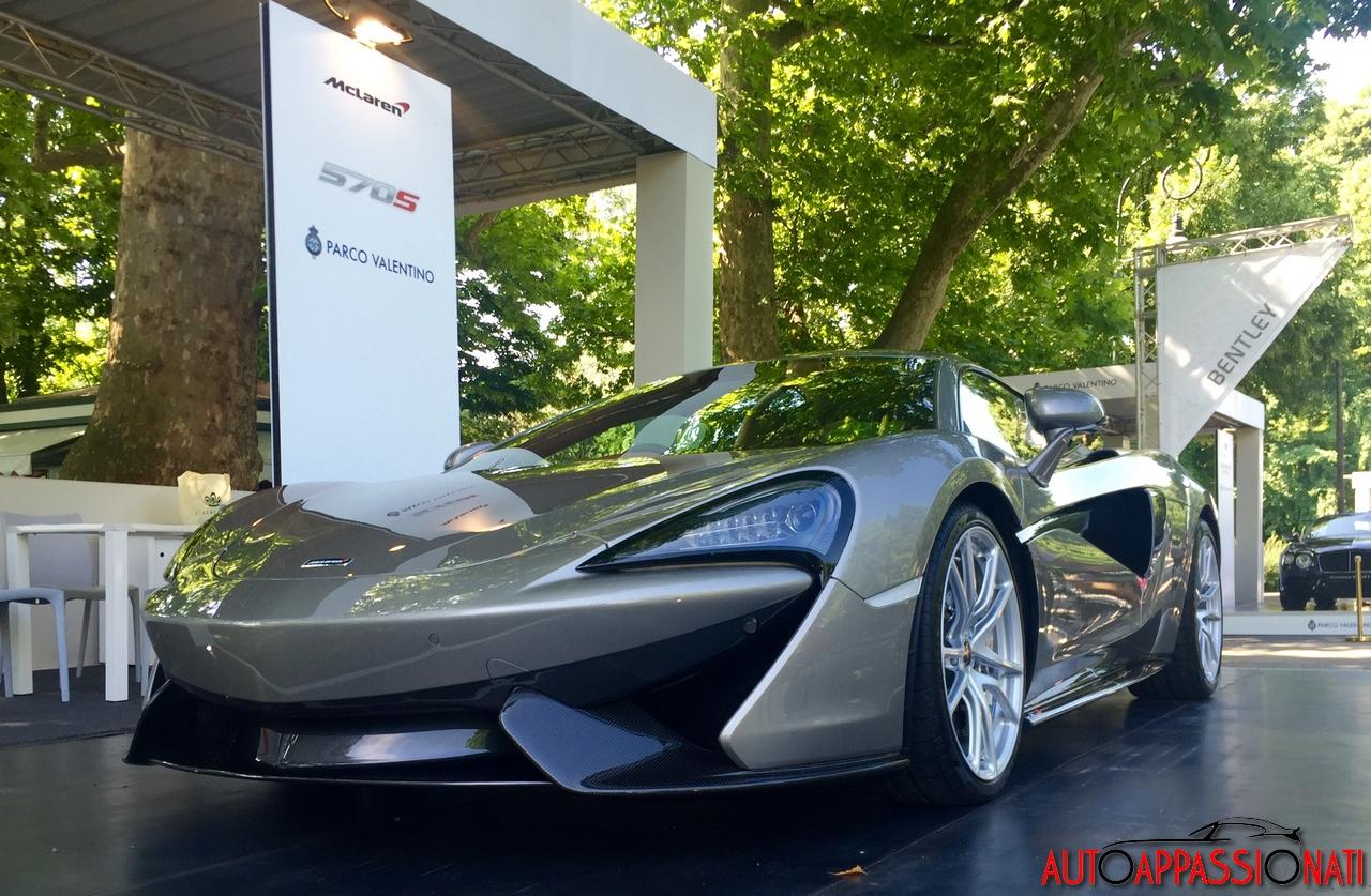McLaren 570S GP Valentino