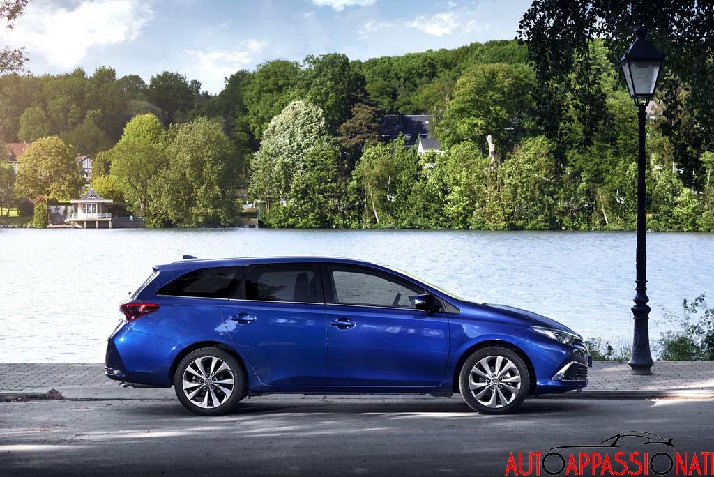 new Toyota Auris 2015
