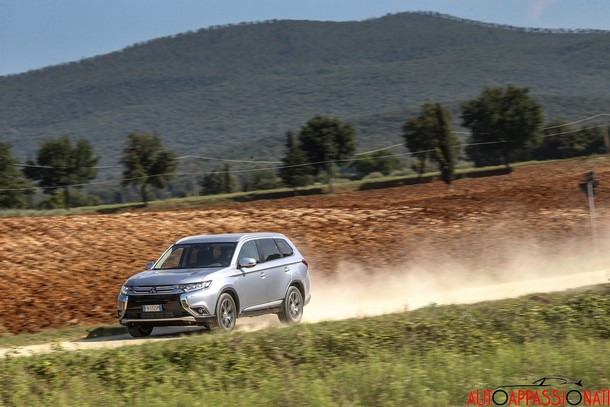 Mitsubishi Outlander MY16