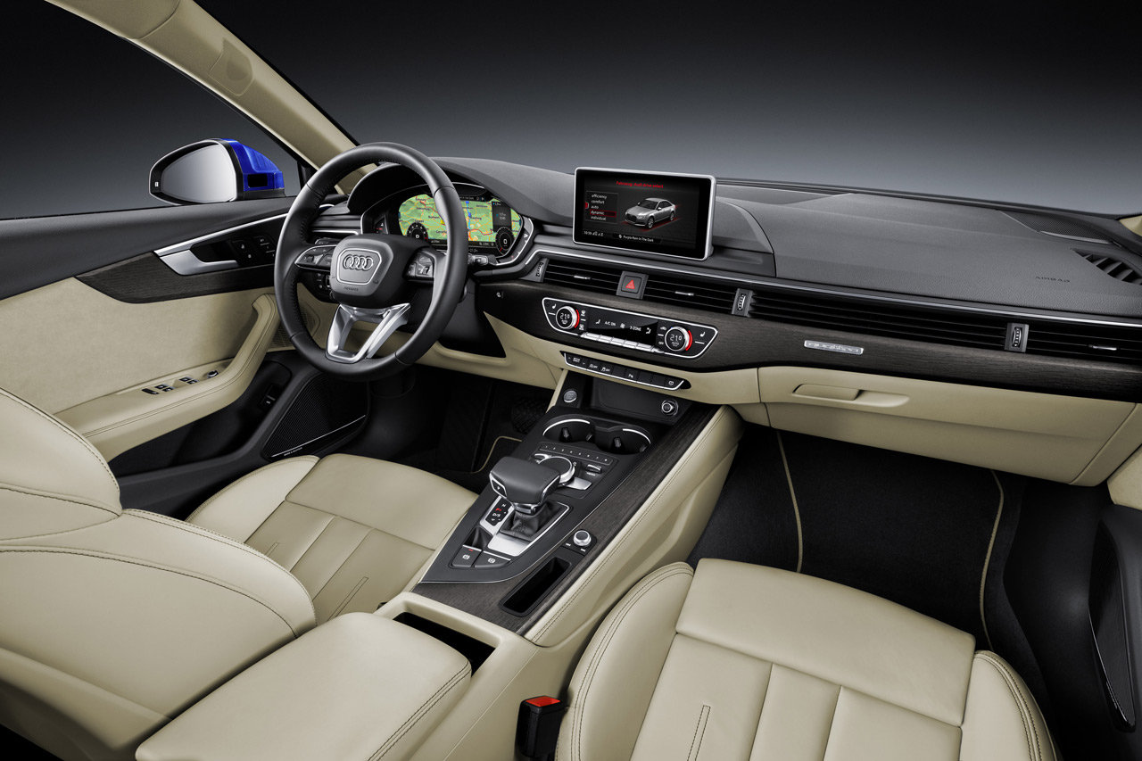 Audi A4 Avant 2015 - Interni