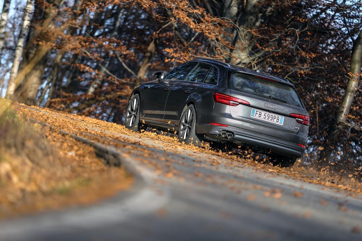 Nuova Audi A4 Avant 2016
