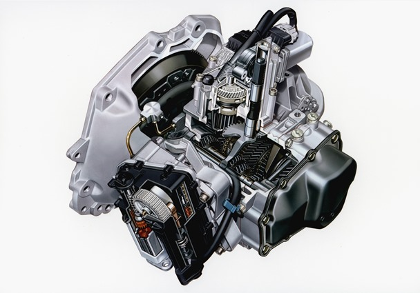 Opel Easytronic 3 0 transmission 57383