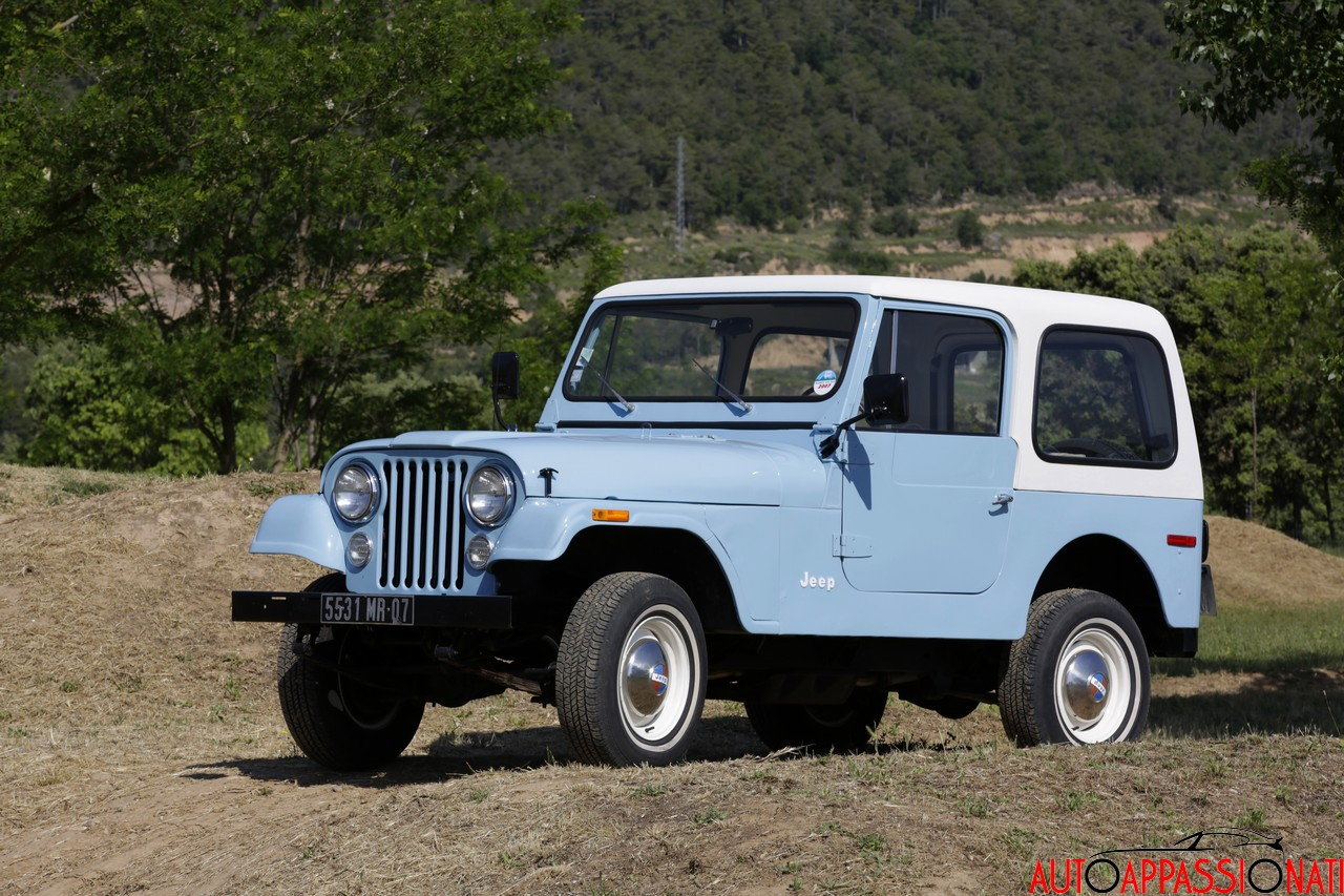 AMC Jeep CJ 7 1979