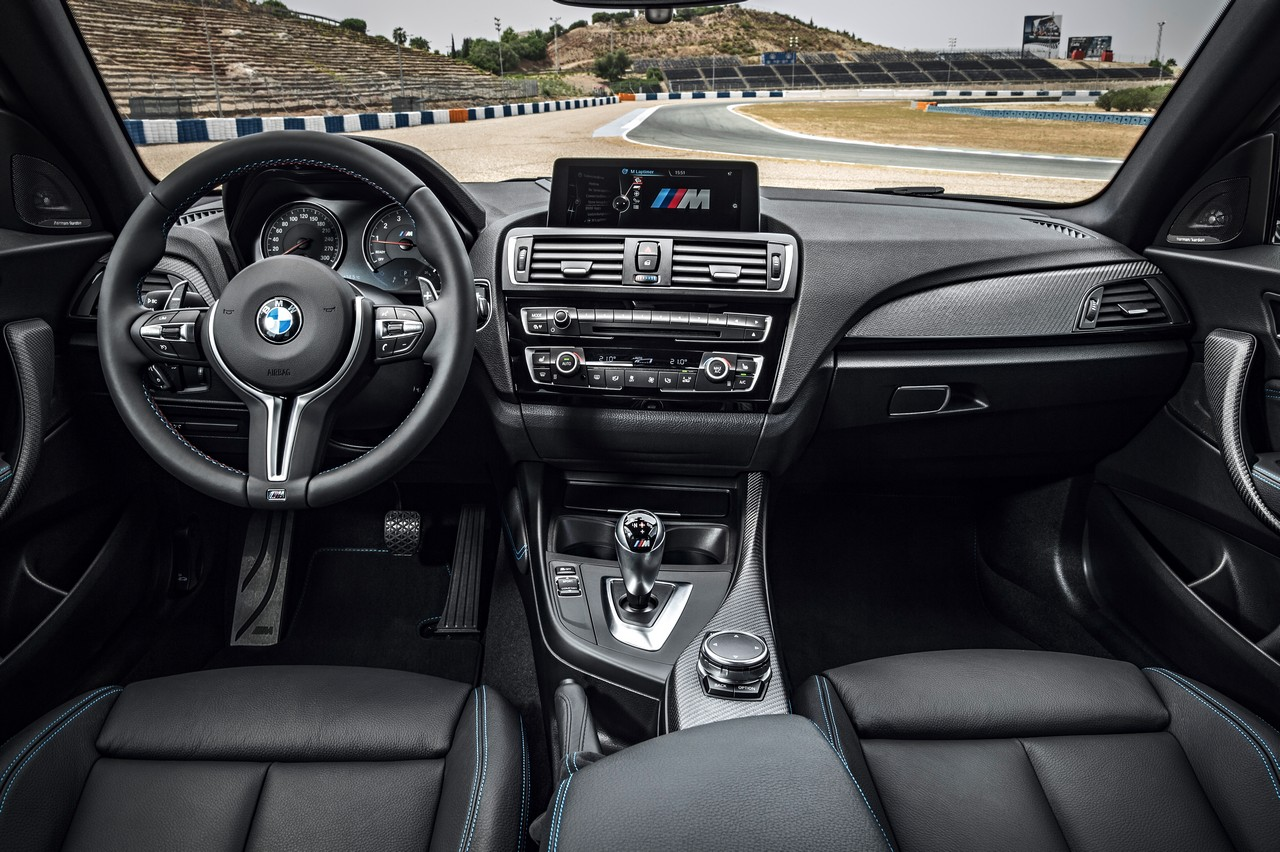 Interni BMW M2
