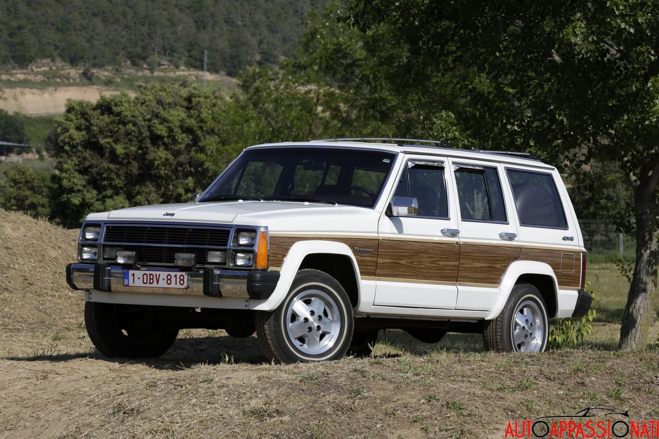 Jeep Wagoneer XJ 1988