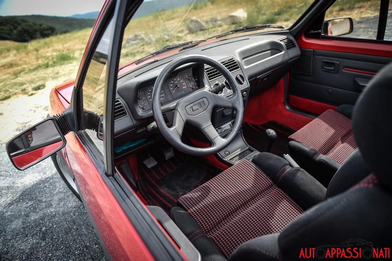 Peugeot 205 CTI 012