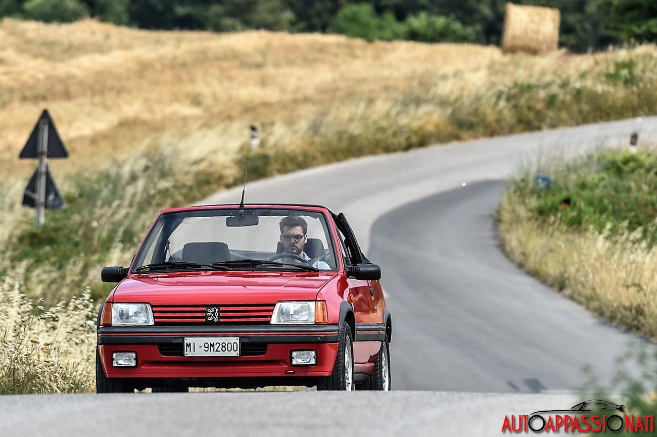 Peugeot 205 CTI 019