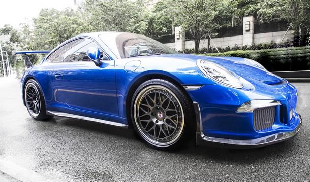 DMC Porsche 911 GT3 RS2