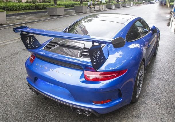 DMC Porsche 911 GT3 RS3