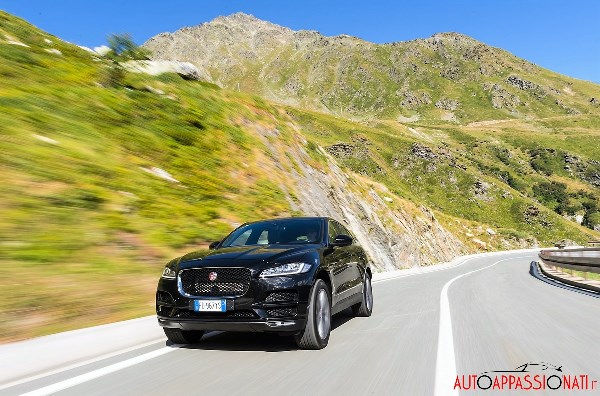 Jaguar fpace int2