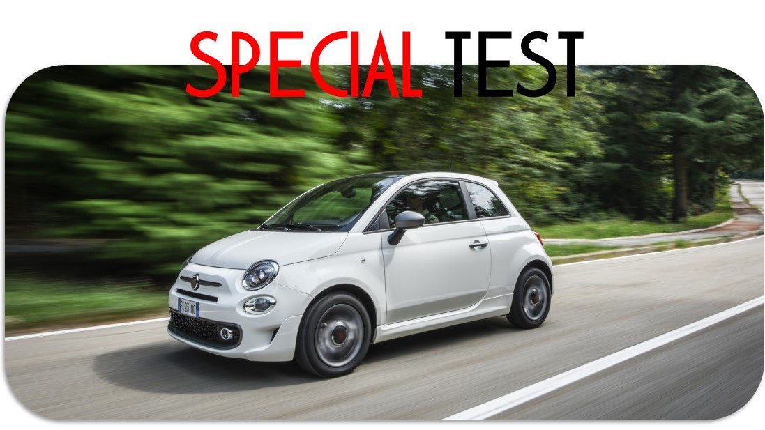 Fiat 500 S | Special Test