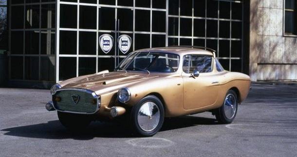Lancia Flaminia Loraymo 1959