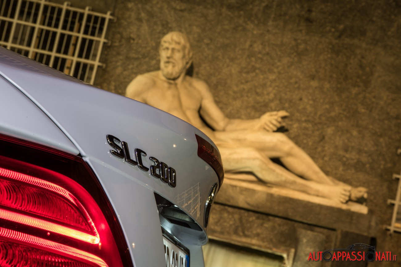 Mercedes SLC 09