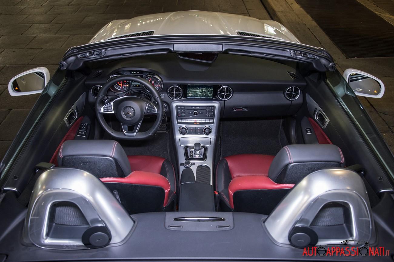 Mercedes SLC 21