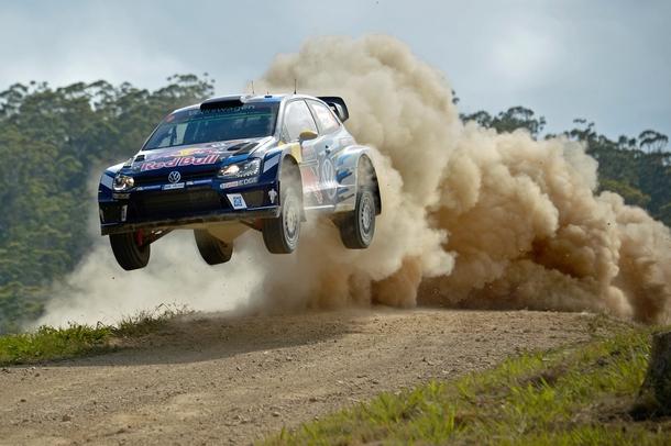 PoloR WRC Australia