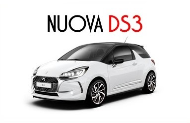 new DS3 2016
