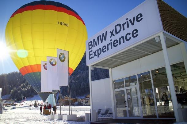 BMW xDrive Montagna