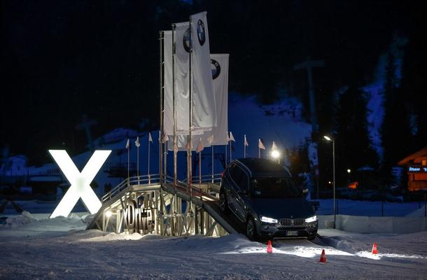 BMW xDrive testo