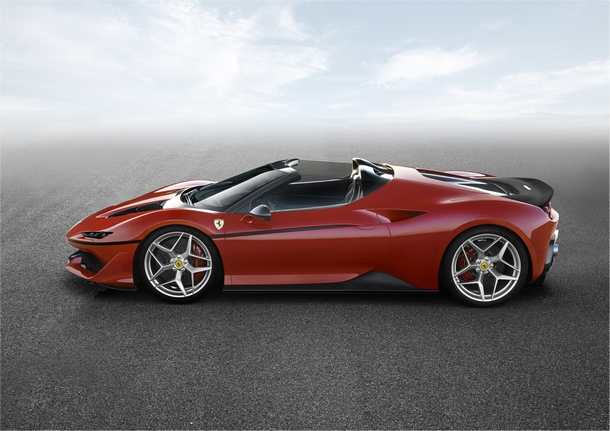 Ferrari J50 2