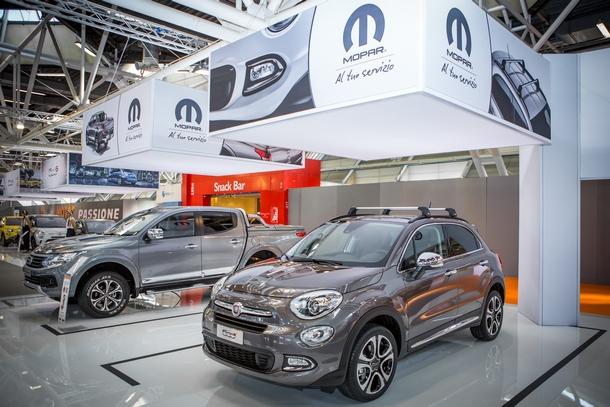 Mopar Motorshow 500X