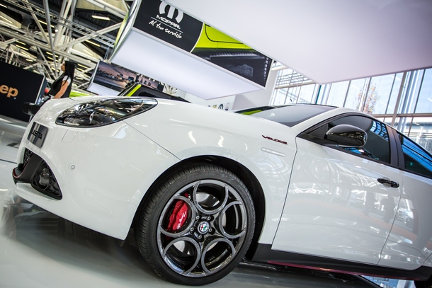 Mopar Motorshow Alfa