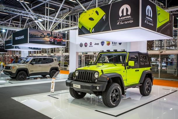 Mopar Motorshow Jeep