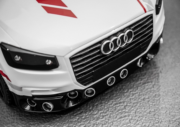 Sensori Audi Parking