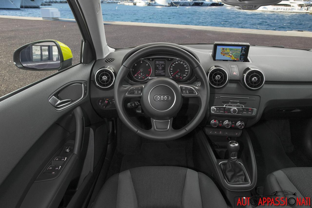 Nuova Audi A1 Sportback 2015 La Prova In Anteprima