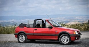 Peugeot 205 Cabriolet | Prova su strada