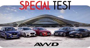 Special Test Jaguar AWD 2016
