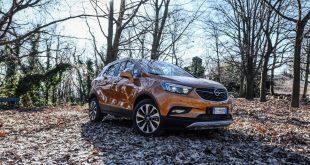Opel Mokka X   Prova su strada