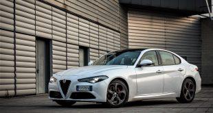 Alfa Romeo Giulia 2.2 diesel   Prova su strada