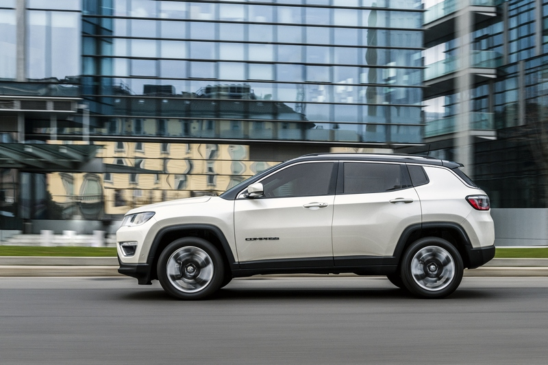 Jeep Compass alla Design Week