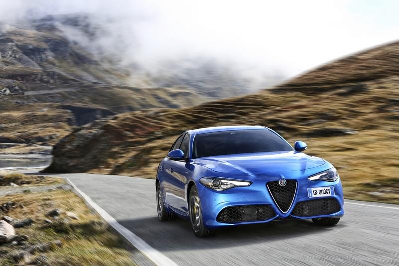 Alfa Romeo al Salone di Ginevra